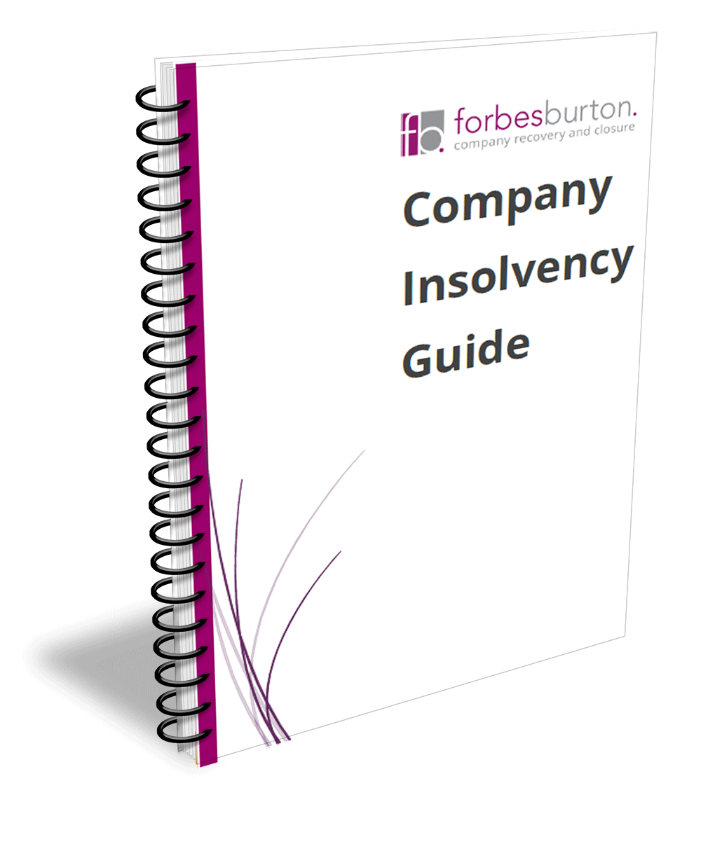 company insolvency guide cover