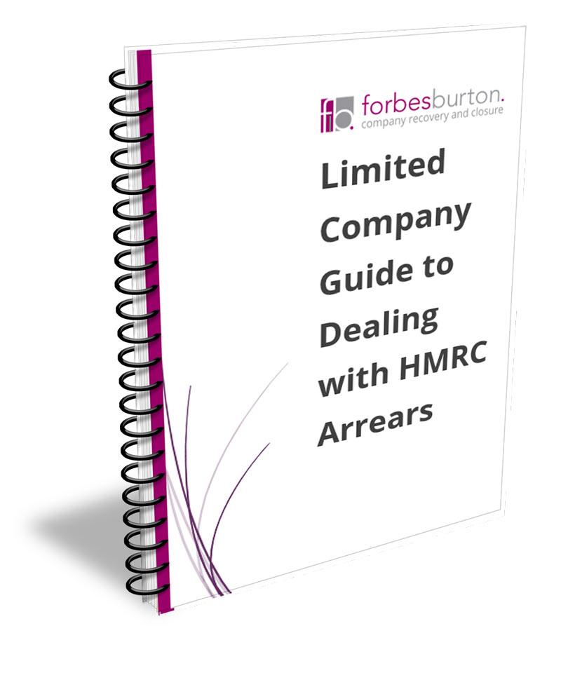 hmrc arrears guide cover